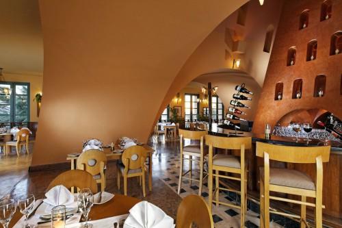 Ресторан в отеле Steigenberger Golf Resort 5*