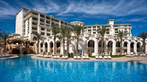 Отель Stella Di Mare Beach Hotel & Spa 5*