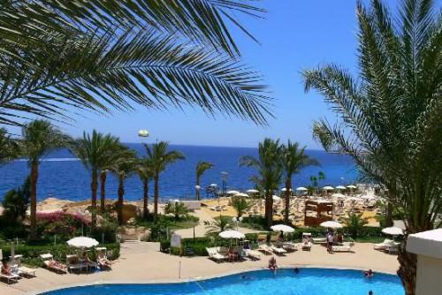 Пляж отеля Stella Di Mare Beach Hotel & Spa 5*