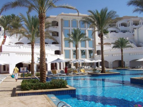 Отель Continental Garden Reef Resort 5* Шарм