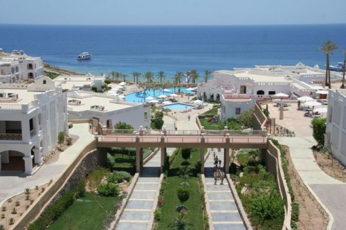 Отель Continental Plaza Beach Resort 5* Шарм