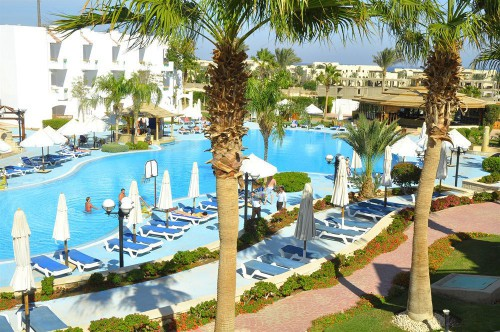 Отель Crystal Sharm 4*