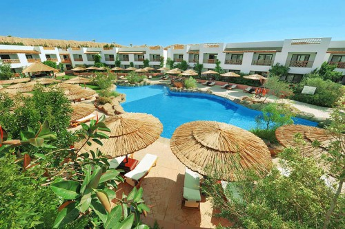 Отель Domina Coral Bay Aquamarine 5* Шарм