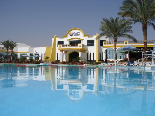 Отель Gafy Resort 4* Наама бей