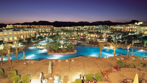 Отель Hilton Sharm Dreams Resort 5* Наама