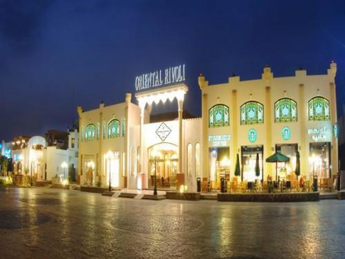 Отель Oriental Rivoli 4* Шарм эль Шейх