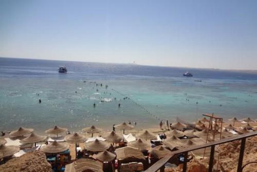 Пляж эль Фанар в Шарм эль Шейхе