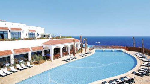 Отель Reef Oasis Blue Bay Resort & SPA 5* Шарм
