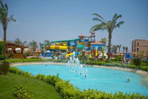 Аквапарк отеля Sea Club Aqua Park 5* Шарм