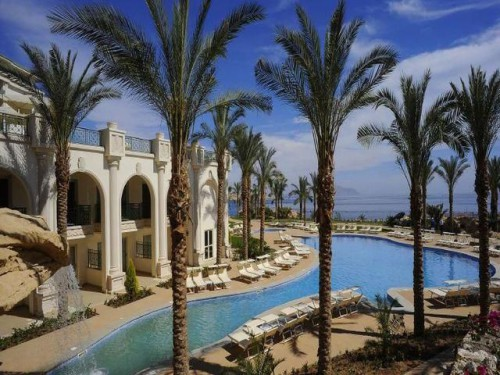 Отель Stella Di Mare Beach Hotel & Spa 5* Шарм