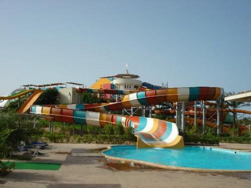 аквапарк Madinat Makadi