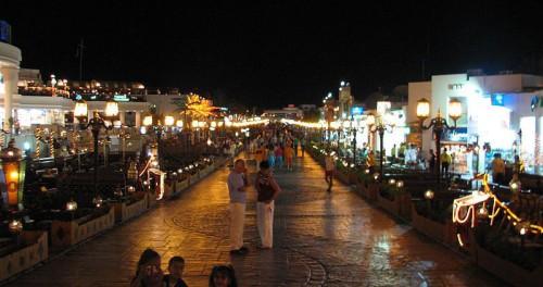 Старый город Шарм эль Шейх