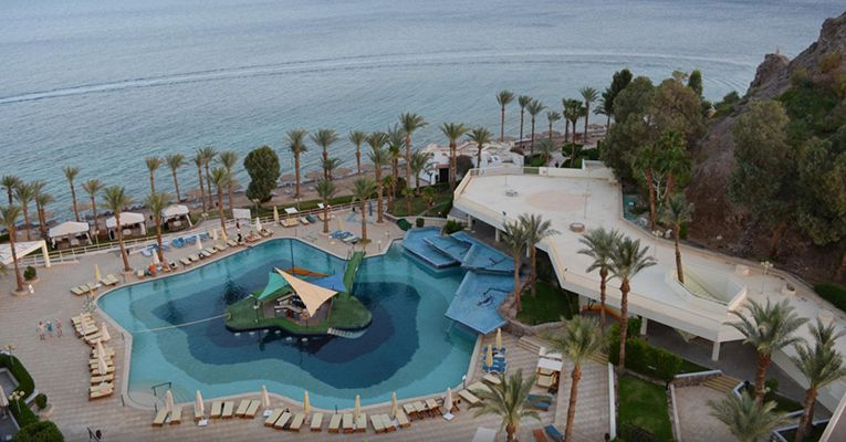 Hilton Taba Resort & Nelson Village 5 3