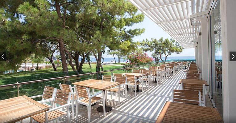 Rixos Premium Tekirova 5 Kemer Hotel Food 2