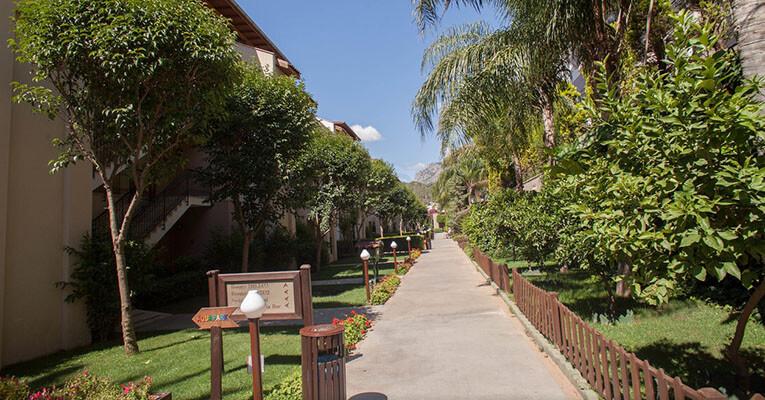 Amara Wing Resort Comfort 5 Kemer Hotel 3
