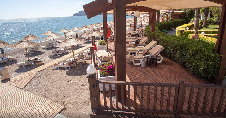 Amara Wing Resort Comfort 5 Kemer Hotel Beach 2