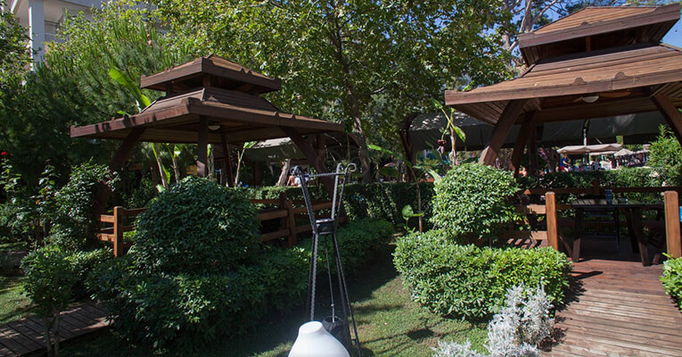 Amara Wing Resort Comfort 5 Kemer Hotel Food 1