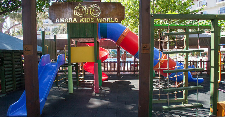 Amara Wing Resort Comfort 5 Kemer Hotel Fun 1
