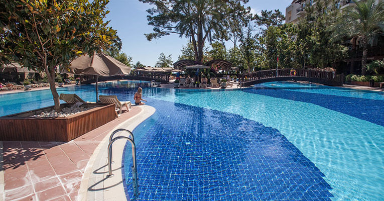 Amara Wing Resort Comfort 5 Kemer Hotel Fun 3