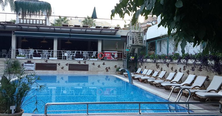 Ambassador Hotel 4 Kemer 3