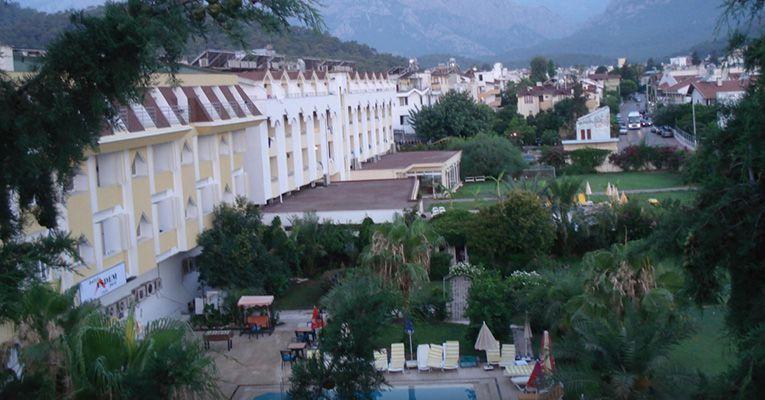 Asdem Park Hotel 3 Kemer 2