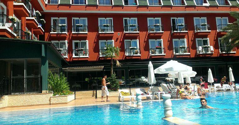 Asdem Park Hotel 3 Kemer 3