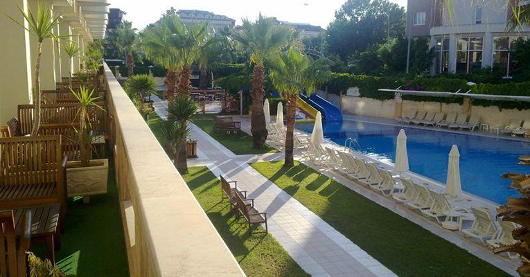 Camyuva Beach Hotel 4 Kemer 1