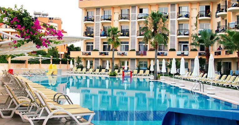 Camyuva Beach Hotel 4 Kemer 2