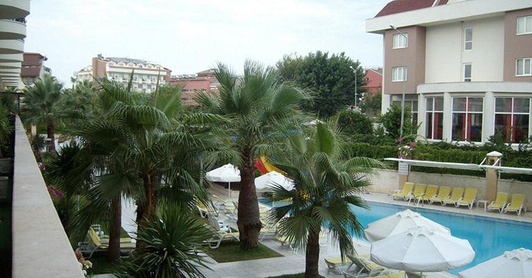 Camyuva Beach Hotel 4 Kemer 3