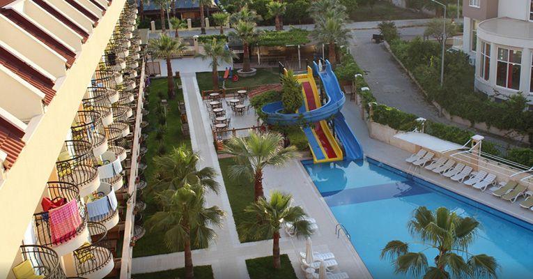 Camyuva Beach Hotel 4 Kemer Bot 1