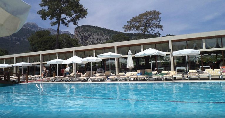 Club Hotel Belpinar 4 Kemer Beldibi 1