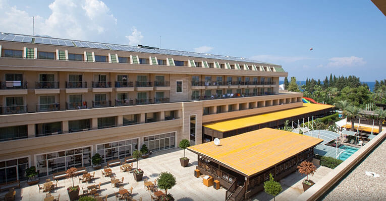 Crystal De Luxe Resort & Spa 5 Kemer 1