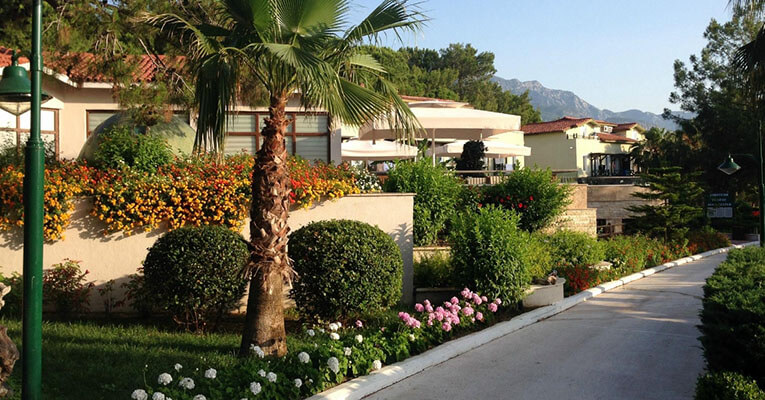 Crystal Flora Beach Resort 5 Hotel Kemer 3