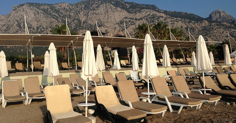 Crystal Flora Beach Resort 5 Hotel Kemer Beach 1