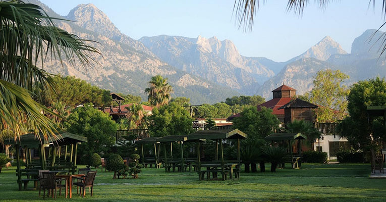 Crystal Flora Beach Resort 5 Hotel Kemer Bot 2
