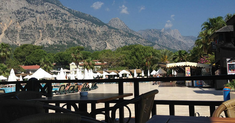 Crystal Flora Beach Resort 5 Hotel Kemer Food 2