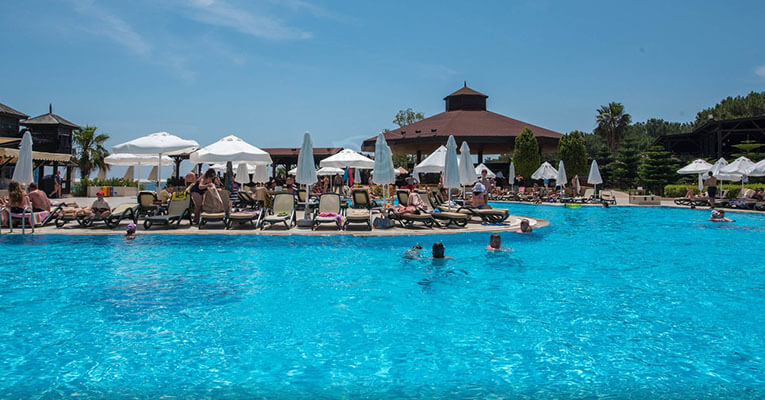 Crystal Flora Beach Resort 5 Hotel Kemer Fun 3