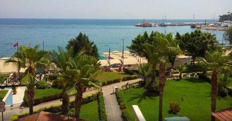 Dragos Beach Hotel 3 Kemer 2