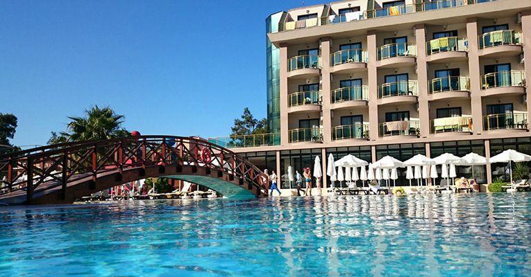 Eldar Resort 4 Kemer Geynuk Bot 2