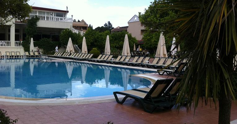 Garden Resort Bergamot Hotel 4 Kemer 2