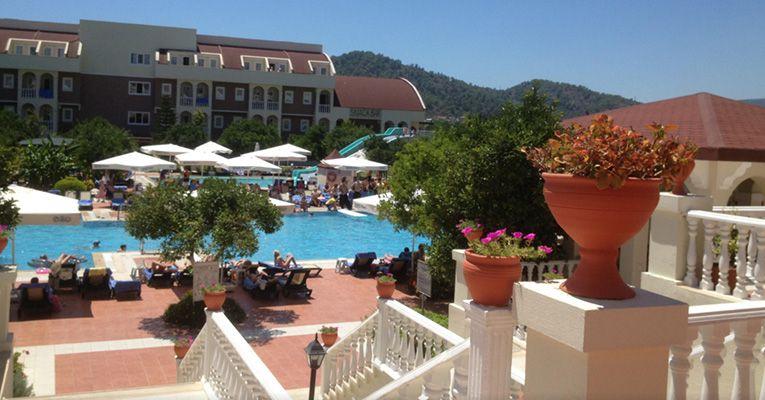 Garden Resort Bergamot Hotel 4 Kemer Bot 2