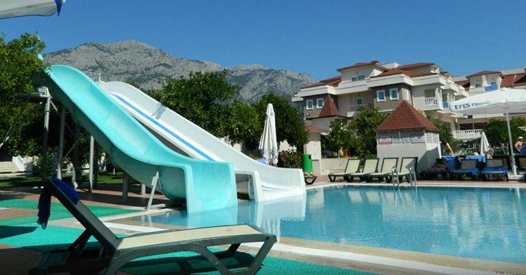 Garden Resort Bergamot Hotel 4 Kemer Bot 3