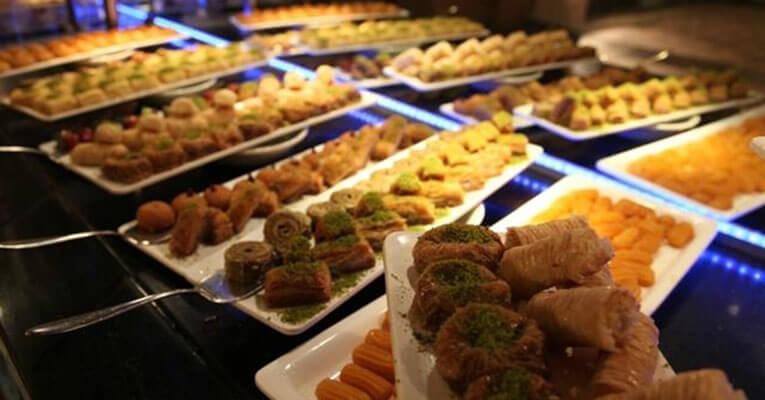 Limak Limra Hotel Kemer Food 3