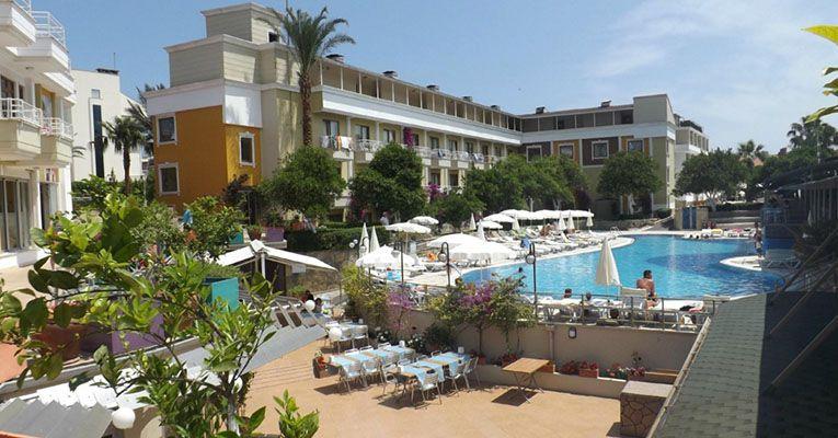 Novia Gelidonya Hotel 4 Kemer 3