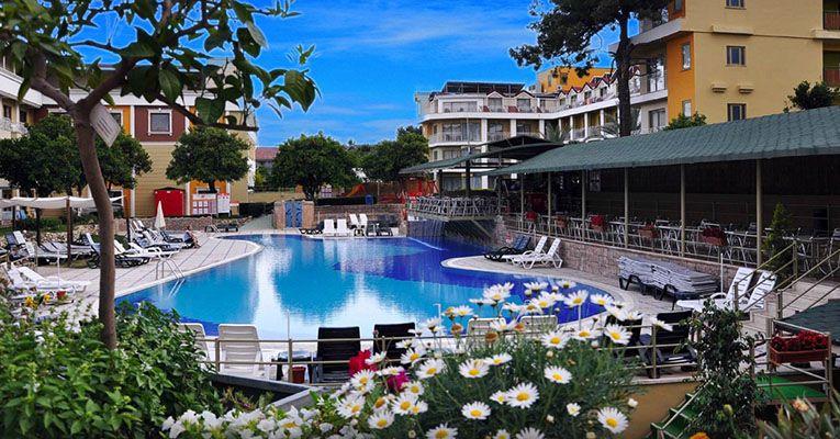 Novia Gelidonya Hotel 4 Kemer Bot 3