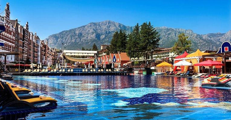 Orange County Resort 5 Kemer 2
