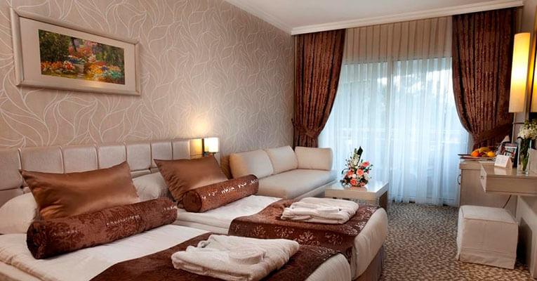 Rixos Premium Tekirova 5 Kemer Hotel Room 2