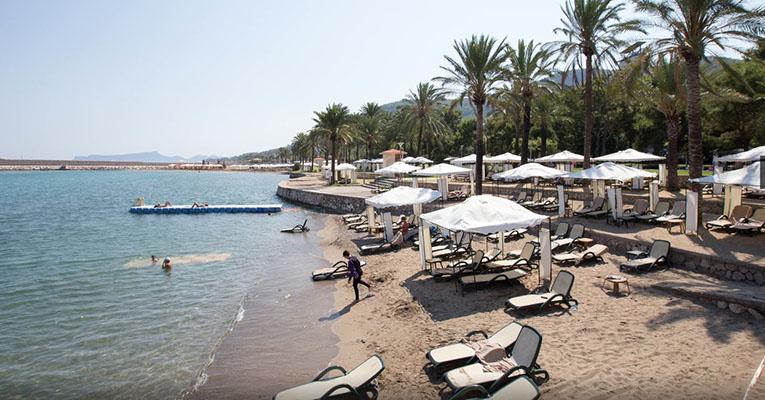 Rixos Sungate Hotel 5 Kemer Beach 2