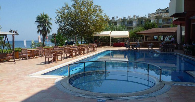 Valeri Beach Hotel 3 Kemer 1