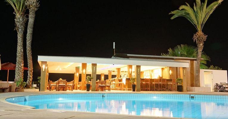 Adams Beach Hotel 5 Aya-Napa Food 2